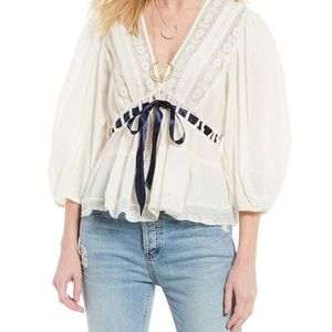 NEW With Tags Free People Favorite Romance Tunic